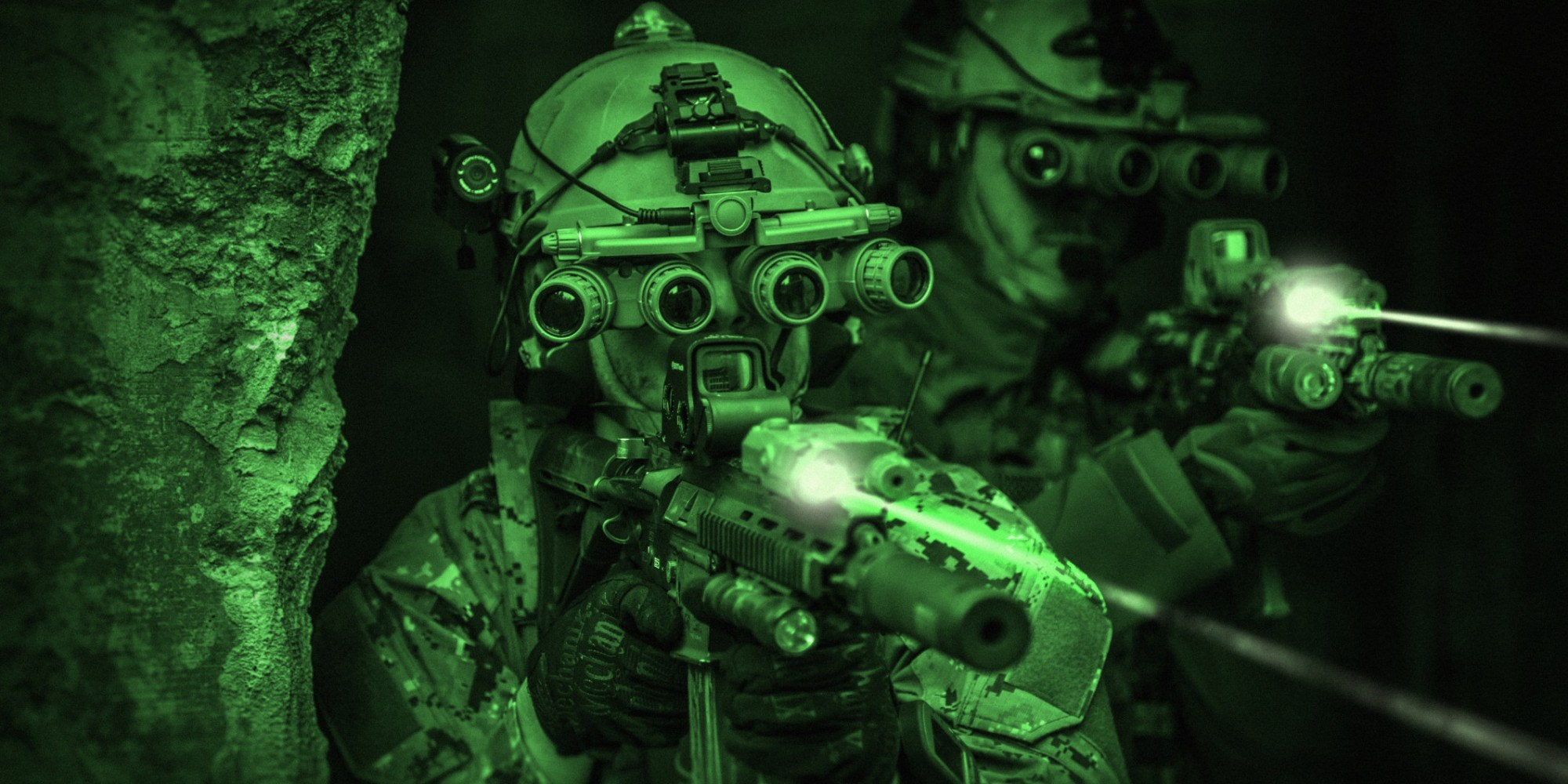 Night Vision SEAL TEAM
