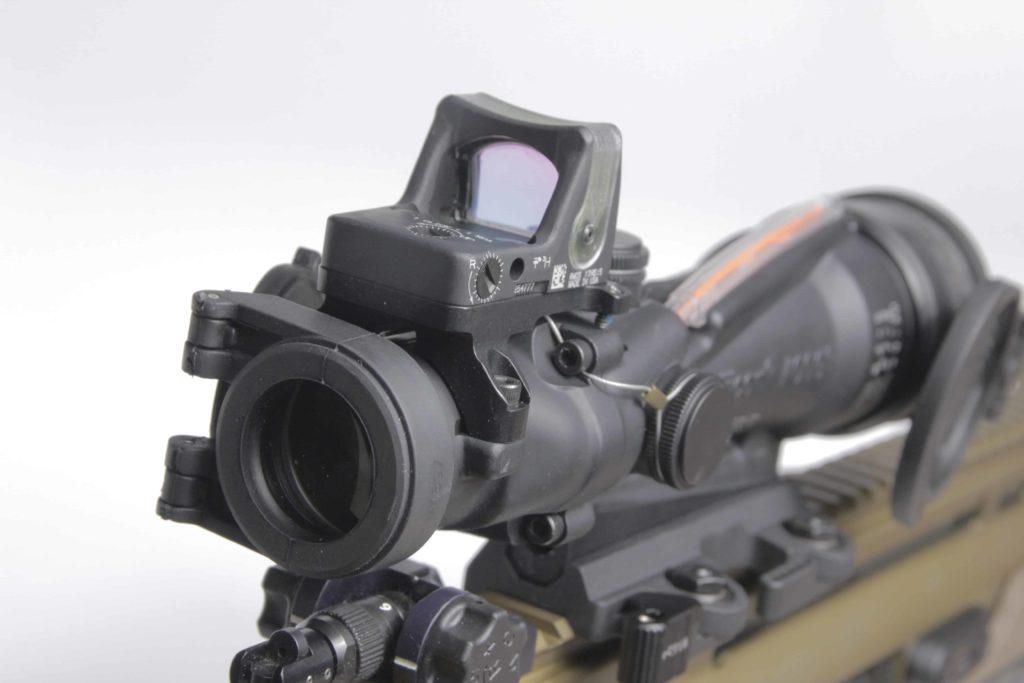 Best SCAR 17 ACOG Scope - Perfect Upgrade For Medium Range