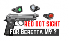 Can You Put A Red Dot On A Beretta 92fs? – [New Ways In 2021]