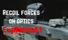 How Does Recoil Affect Accuracy On A Rifle Scope