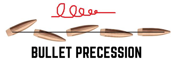 Bullet PRECESSION