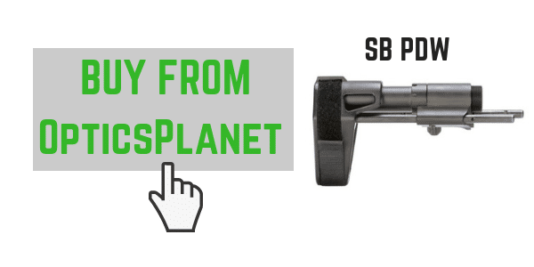 Buy SB PDW Brace From OpticsPlanet