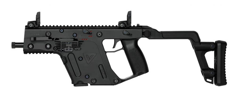 Kriss Vector Full auto