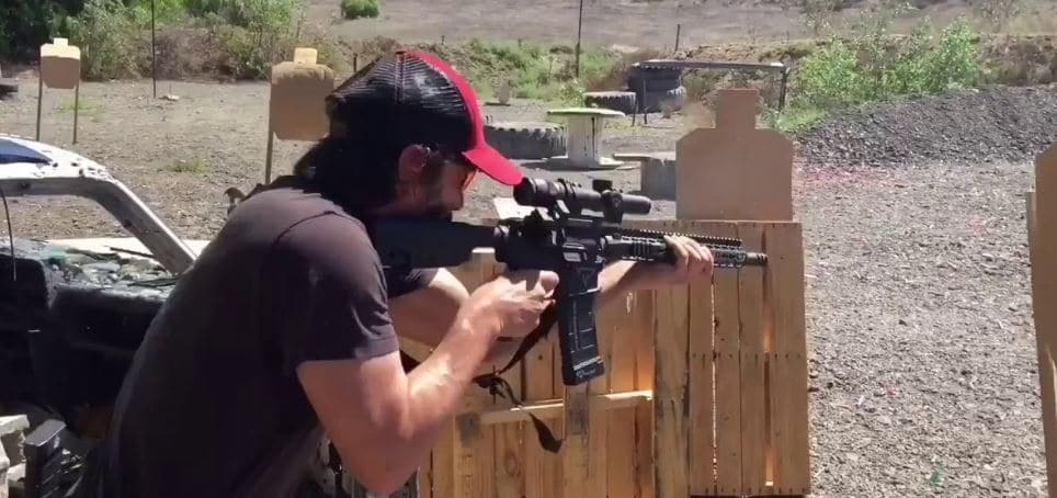 John Wick Training with LVPO