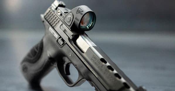 SRO On MP Handgun