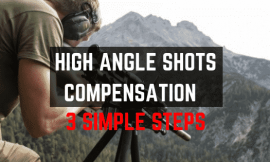 How To Compensate For Shooting Angle – 3 Simple Calculations