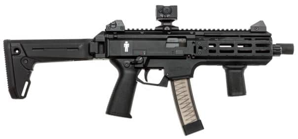 CZ Scorpion With Aimpoint ACRO
