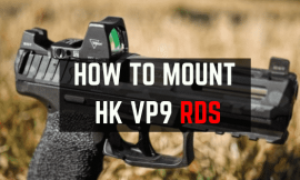 3 Best Red Dot Sight For HK VP9