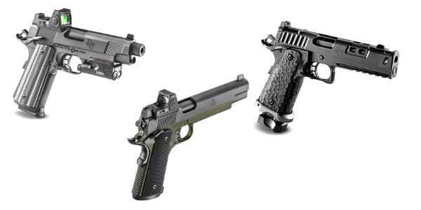 Optic Ready 1911 Pistols