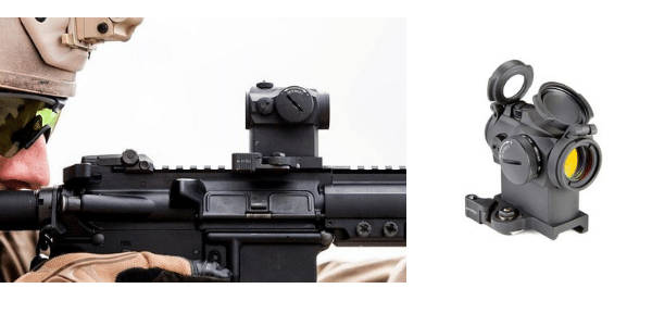 Aimpoint Micro LT660 QD Mount