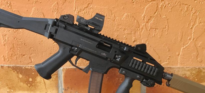 Holosun 510C CZ Scorpion
