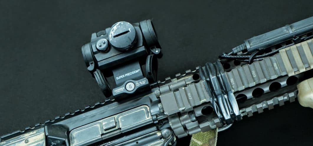 Trex Arm Geissele Automatics Aimpoint Micro mount