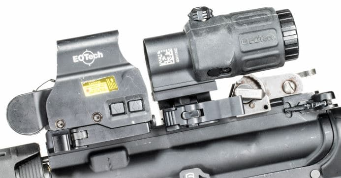 EOTECH EXPS2 with G33 Magnifier