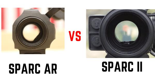Vortex sparc AR vs sparc II lens quality