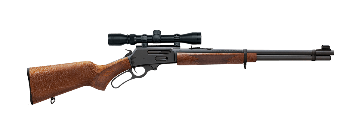 Marlin 336W with scope