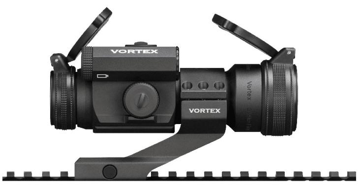 Vortex StrikeFire 2 Side View