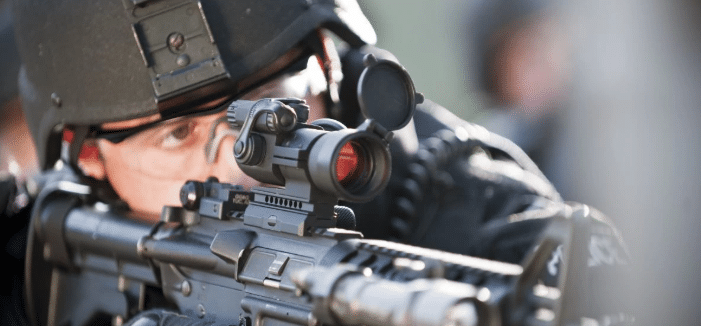 Aimpoint PRO SWAT