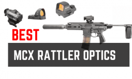 4 Best Optics for SIG SAUER Rattler MCX
