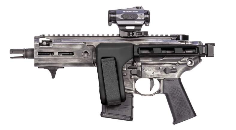 Rattler MCX with Sig ROMEO4S