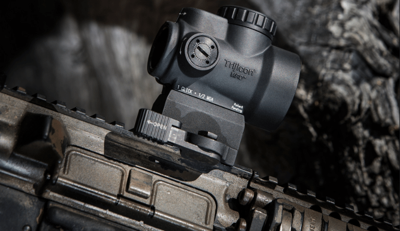 Trijicon MRO Mount LaRue Tactical
