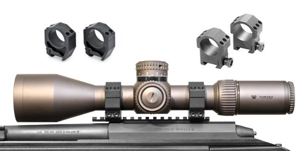 34mm scope ring on Vortex Razor HD