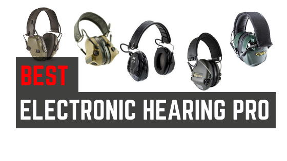 5 Best Electronic Earmuffs for Shooting – Max Situational Awareness