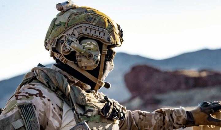 Gentex Next-Gen USSOCOM Helmet