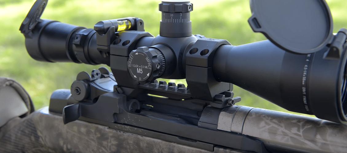 M1a optic mount