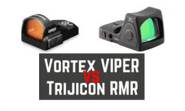 Trijicon RMR VS Vortex Viper – Durability, Battery, Sizes & Prices Compare