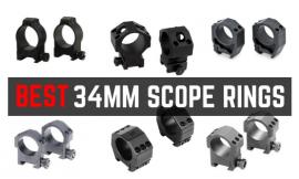 Best 34mm & 35mm Scope Rings For The Money