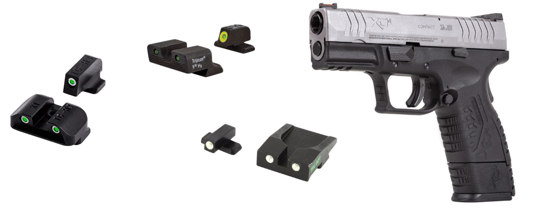 best night sights for XD