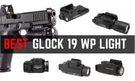 Best Tactical Light and Laser For Glock 19 Compact – Perfect Flush Mount Fit