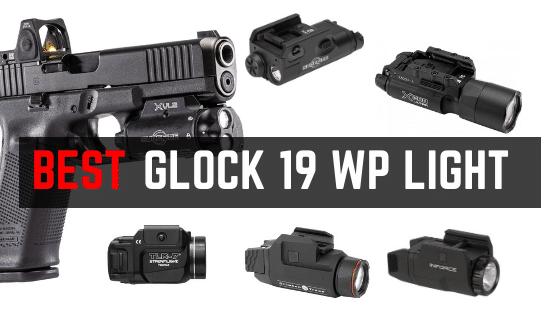 Best Weapon Light For Glock 19 & [23,26,32 & 38]
