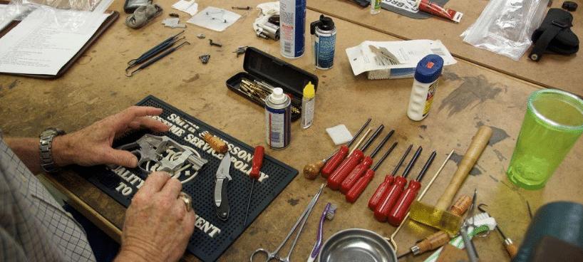 revolver gunsmith