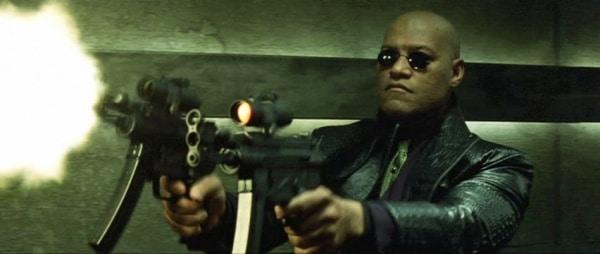 Matrix Morpheus mp5