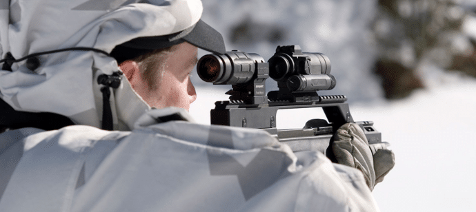 Aimpoint magnifier