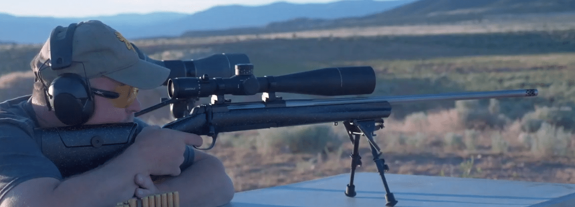 Browning-270-X-bolt-max-long-range-shooting-with-Leupold-scope