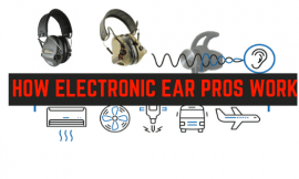 How Do Electronic Ear Muffs Work