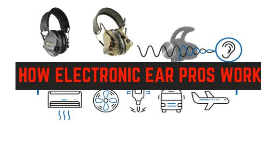 How Do Electronic Ear Muffs Work