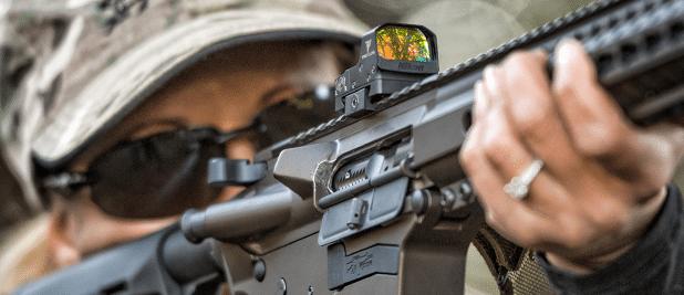 Nikon p tactical spur red dot sight