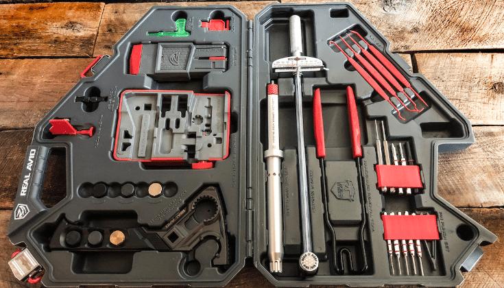 real avid ar15 master armorer kit