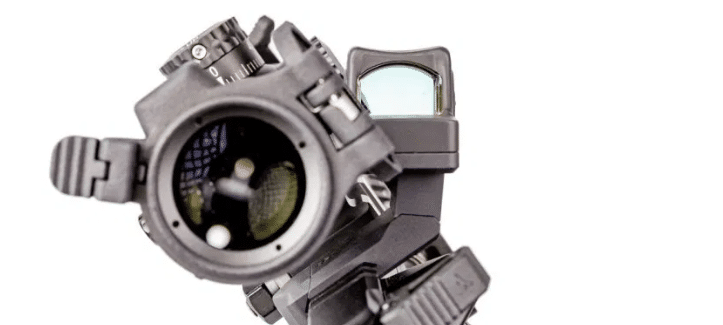 Trijicon-RMR-on-AR15-45-degree-mount