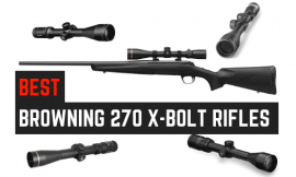 Best Scopes For Browning 270 Rifles