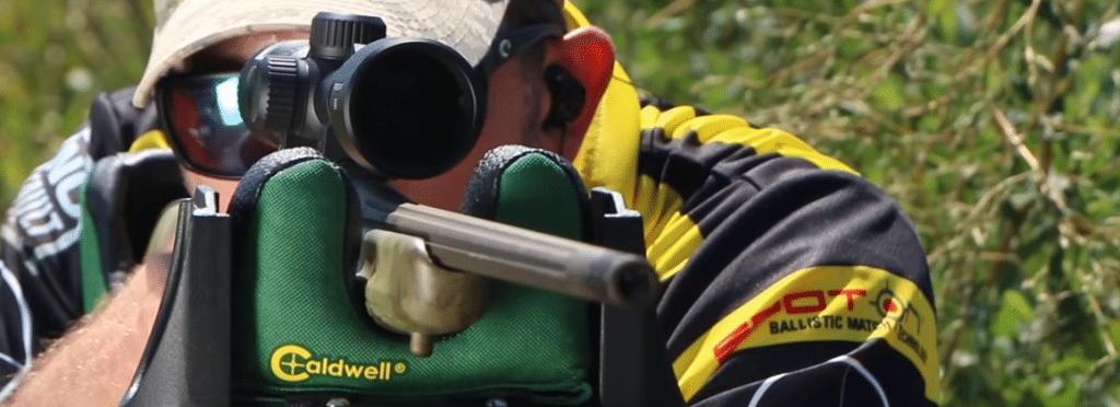 browning 270 with nikon rifle scope