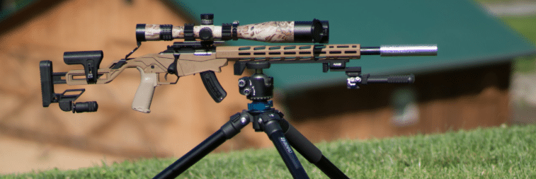 ruger precision rifle 22LR