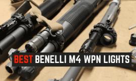 5 Best Tactical Lights For Benelli M4 Shotgun