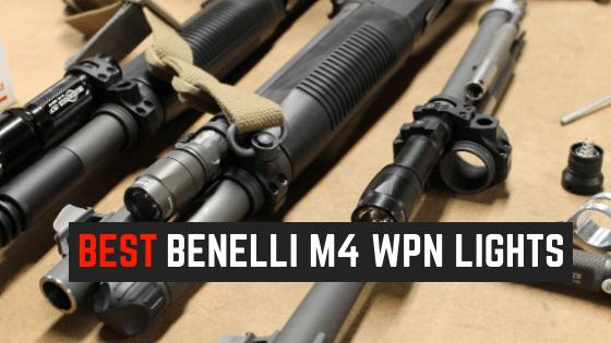 Best Tactical Lights For Benelli M4 Shotgun