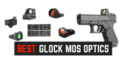 Best Red Dot Sights For Glock MOS Handguns