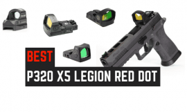 Best Red Dot For P320 X5 Legion & Aftermarket Optic Plates