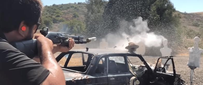 Taran tactical benelli m2 with burris fastfire 3